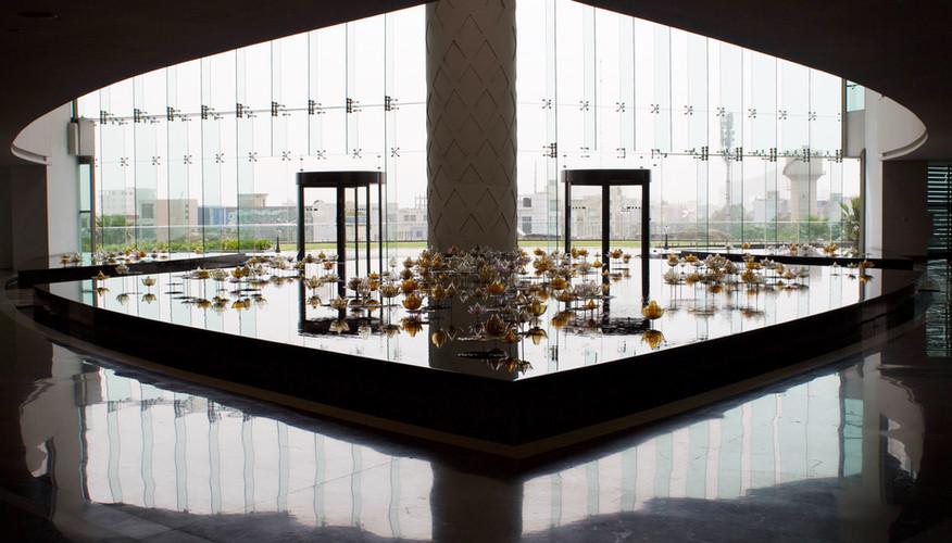 Jaquar Lotus Installation