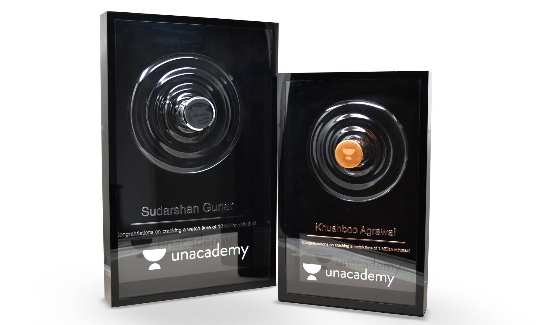 Unacademy Trophy