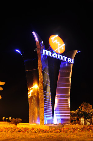 Mantri Brand Installation