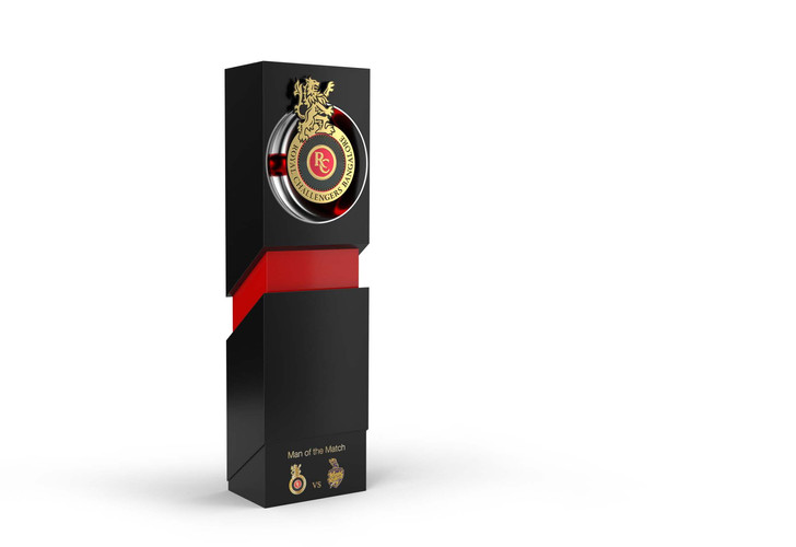 RCB 'Man of the Match' Trophy 2018