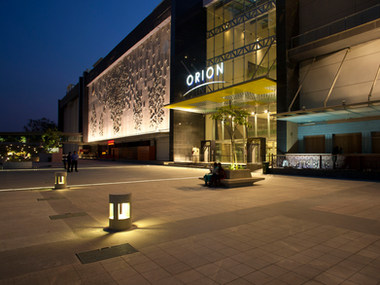 Orion Mall Signages