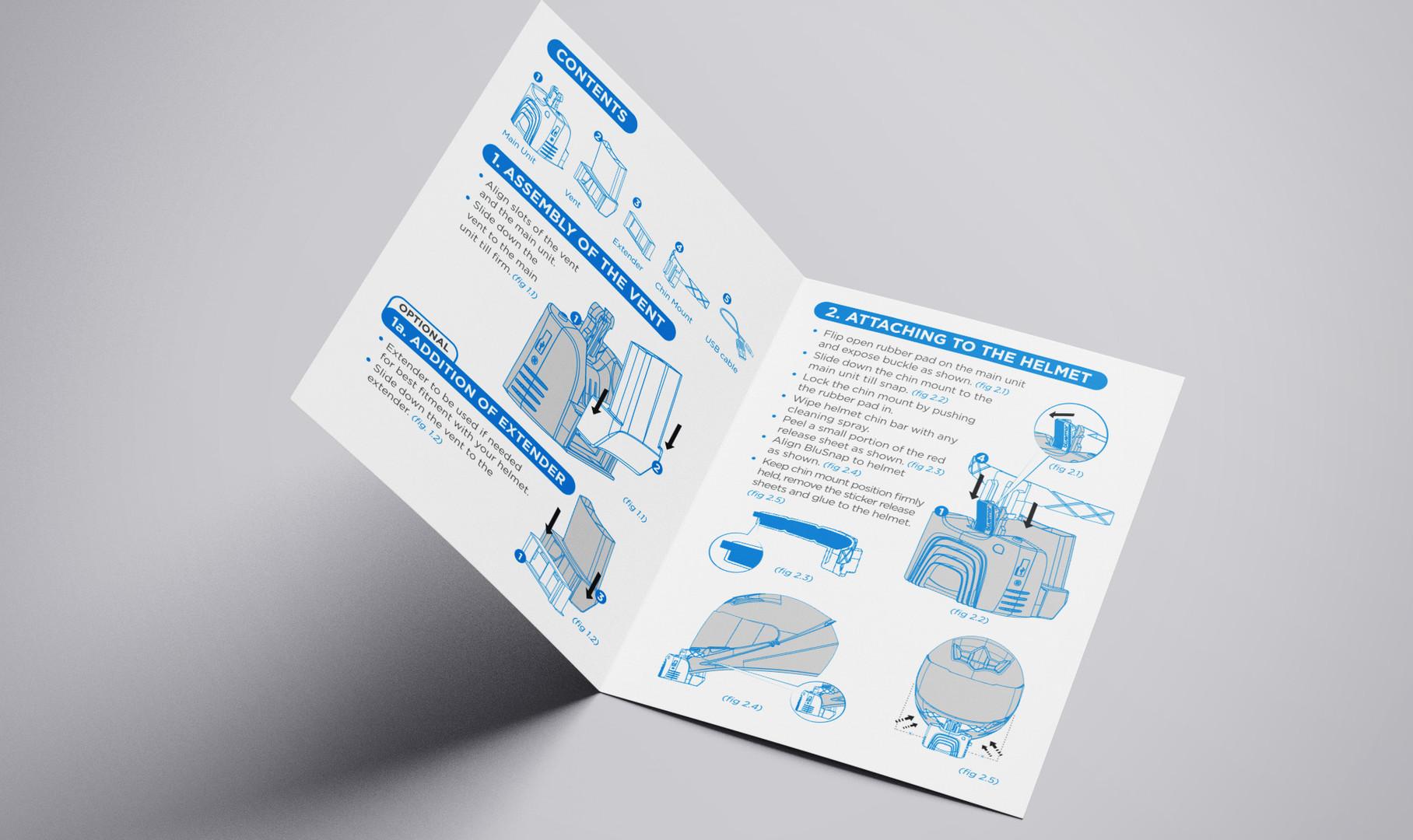 Blu Armour Product Manual