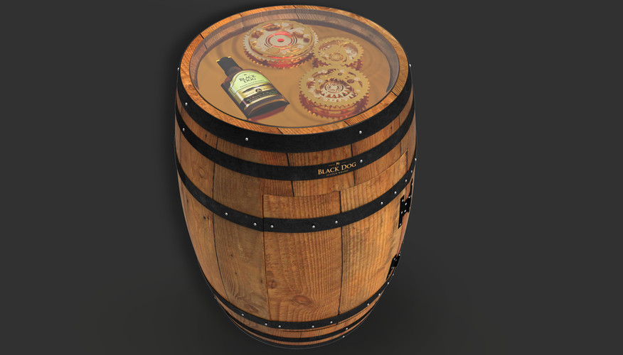 Black Dog Barrel