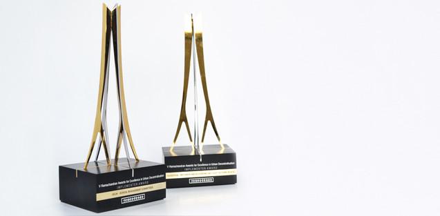 Jana V. Ramachandran Awards
