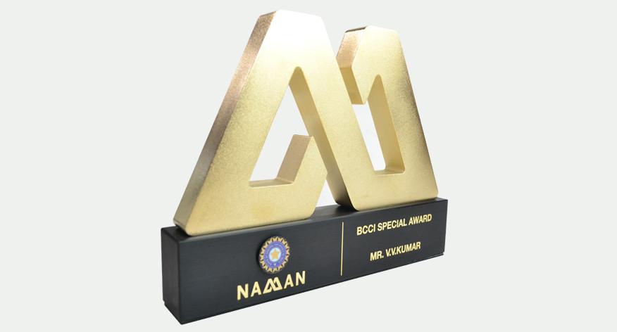 BCCI NAMAN Award