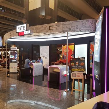 FSTR Kiosk & Store