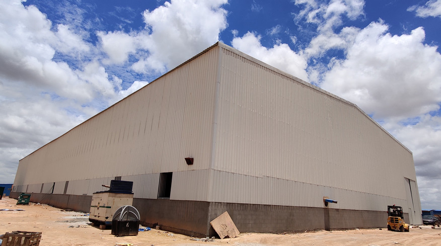 BIAL Industrial Warehouse