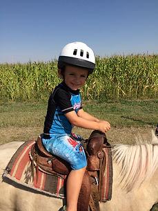 pony rides at baby animal fest.JPG