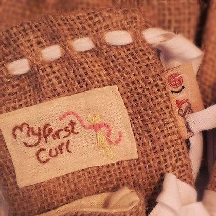 My First Curl Bag  -Girls