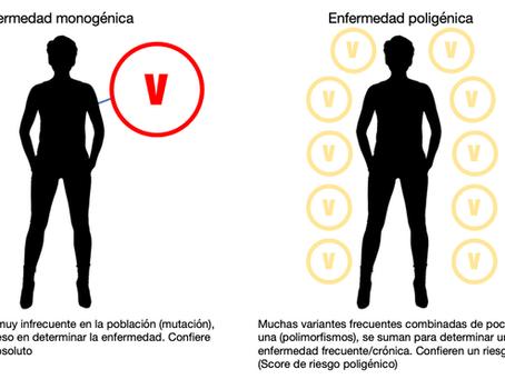 Score de Riesgo Poligénico (PRS)