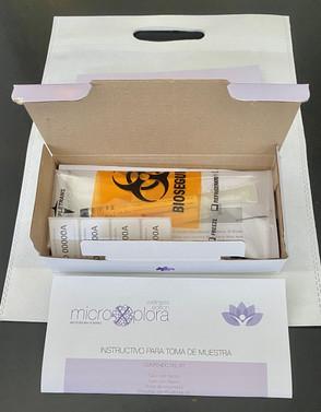 Kit MicroXplora wellness