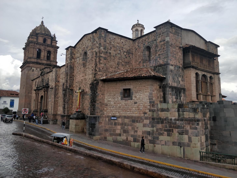 Sun Temple in Cusco