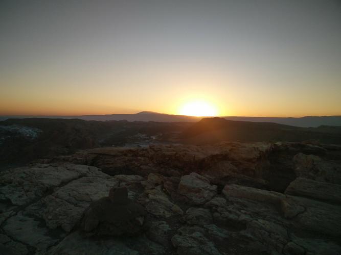 Witness stunning sunsets