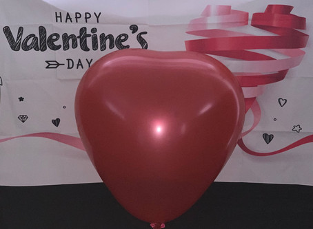 Valentine's Day Gifts| Bedford - Love Balloons Bedfordshire