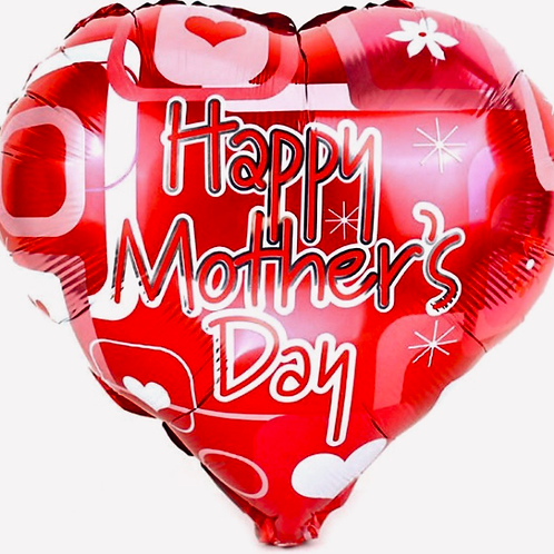 Happy Mother's Day love heart