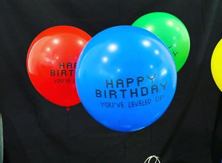 Fortnite Birthday Party Balloons🎈