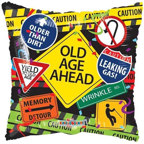 OLD AGE AHEAD