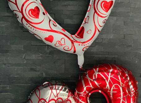 Giant Love Heart Balloon