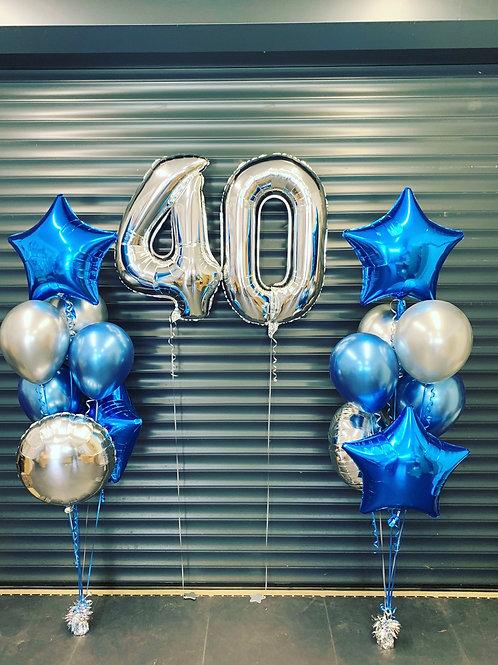 40th Birthday Bouquets