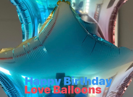 Birthday Balloons Delivered