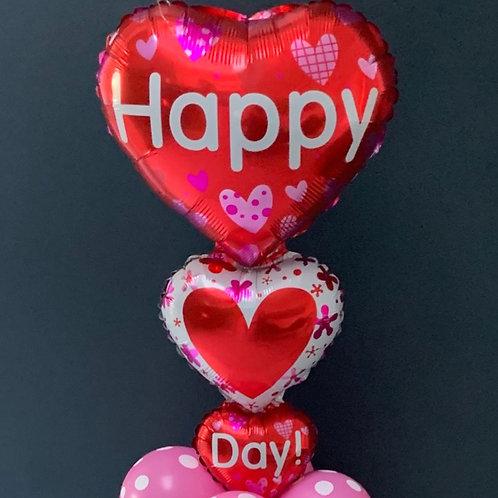 Love Heart Display