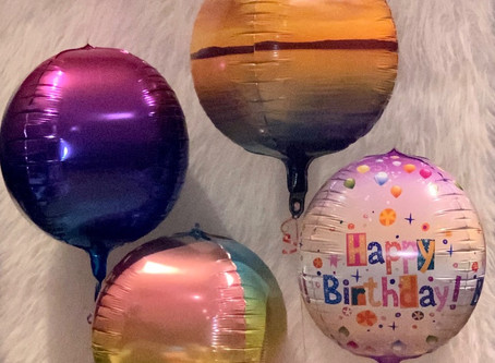 Helium Filled Party Balloons for all occasions