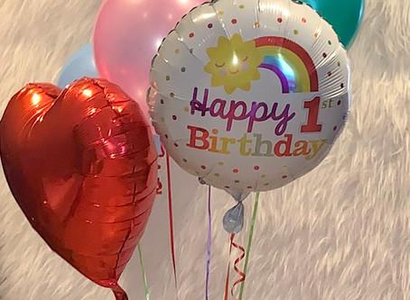 Balloon party shop uk
