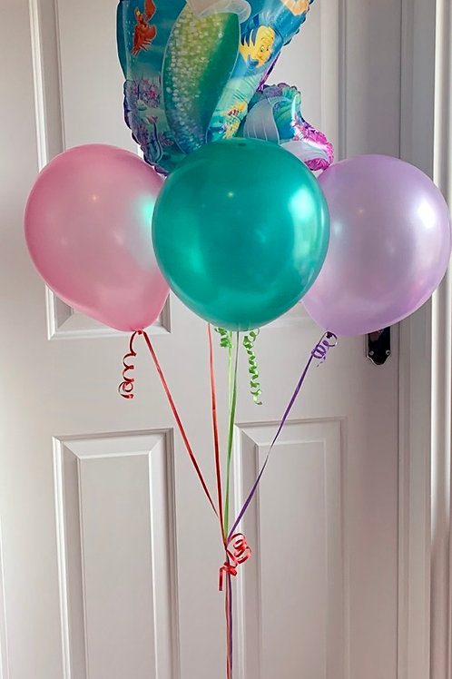 Inflated Birthday character Displays