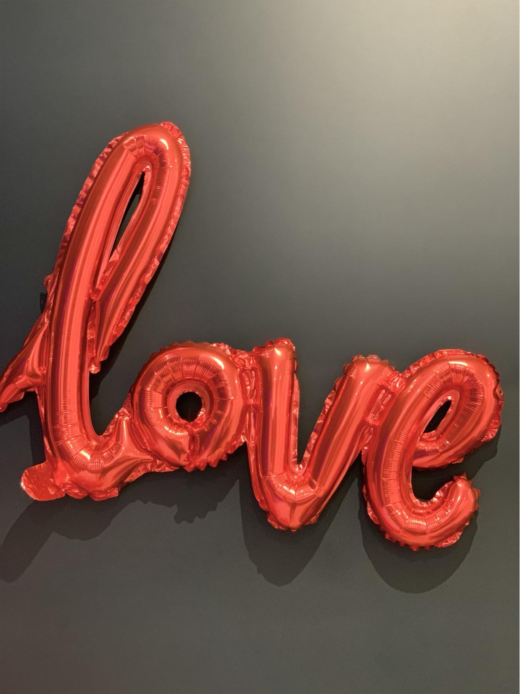 Valentine's love letter Balloon