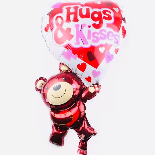 Mother's Day Hugs and kisses Balloon