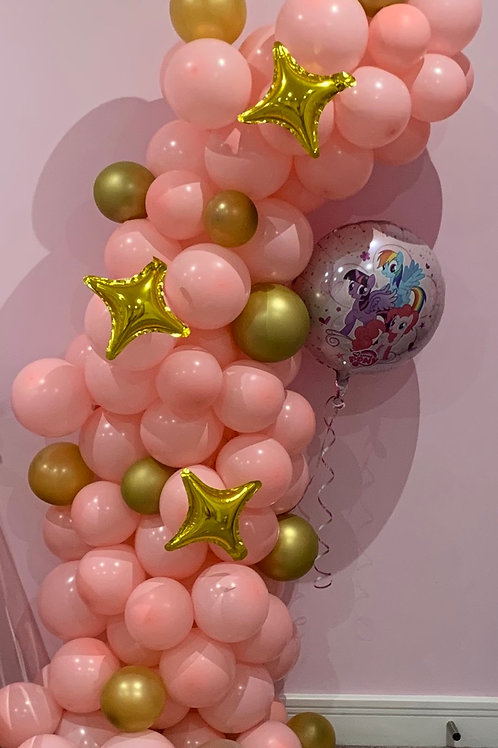 Celebration Wall Balloon designs