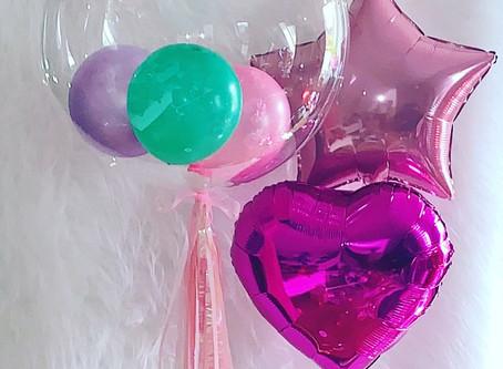 Custom Design Bubble Balloons £15!!