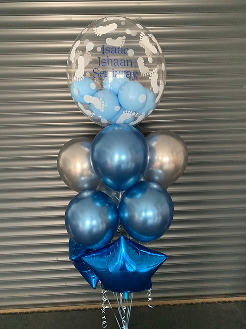 New arrival Bubble, Latex and foil balloons