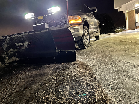 Snow removal Prescott WI