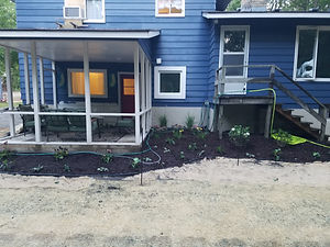 Landscaping Installion in cottage grove mn