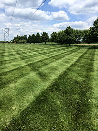Lawn Mowing in woodbury mn