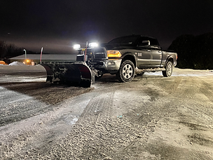 Snow Plowing Prescott WI
