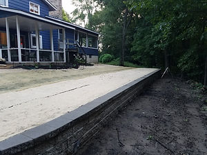 Versa Loc Retaining wall Hastings MN