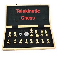 Telekinetic Chess at Viking Magic