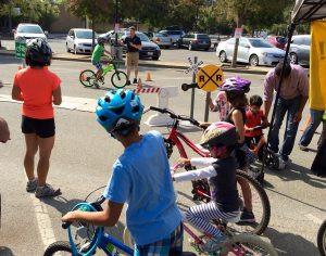 GTLA bike day kids