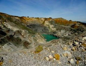 Lehigh Quarry's Toxic Impact on Local Air and Watershed.