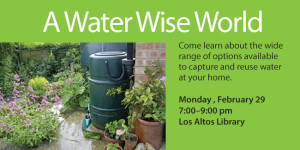 Waterwise banner