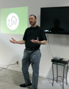 Kevin Armstrong, technical advisor for the SunShares program