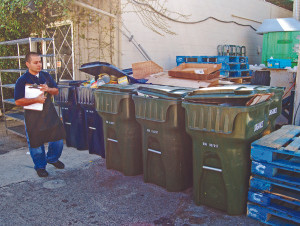 Los Altos Cleans Up – Businesses and Residents Join City's Effort to Reduce Waste