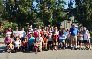 What A Ride: Historic Bike Ride Impresses Many!