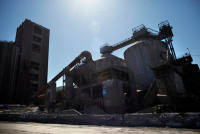 Toxic Air Emissions from Lehigh Cement Plant