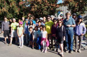Bike Tour of Historic Los Altos