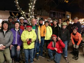 Winter Solstice Night Bike Ride 2019