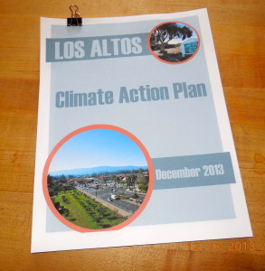 Los Altos Approves Climate Action Plan