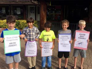 Save the Arctic Fox? These Kids Think So